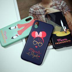 디즈니 패셔니스타 하드 케이스 아이폰 갤럭시 LG