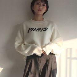 love 1984 PARIS round knit