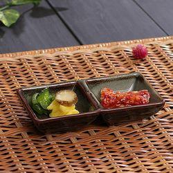 소야 천유 쌍초장기 그릇 도자기그릇 CH1350568