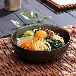 소야 천유 비빔면기 그릇 도자기그릇 CH1349500