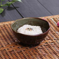 소야 천유 너울 밥공기 그릇 도자기그릇 CH1349494