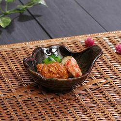 소야 천유 손잡이 앞접시 그릇 도자기그릇 CH1349483