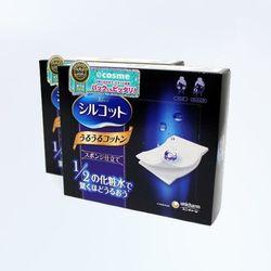 일본 정품 시루콧토 우루우루 화장솜 40매 X 5팩