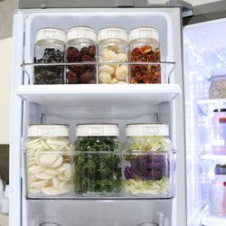 냉동실문짝용기세트1(원터치)