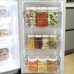 냉동실문짝용기세트2(원터치)