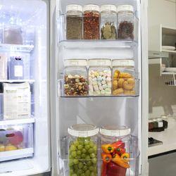 냉장실문짝용기세트2(원터치)