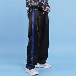 silky side line pants (2 color) - UNISEX