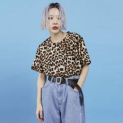 leopard 12 T (2 color) -UNISEX