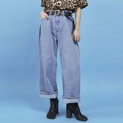 wide original denim pants