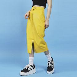 vivid pencil skirt (3 color)