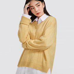 minky color knit