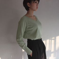 must jessie knit(3color)