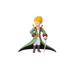The Little Prince Green Cape