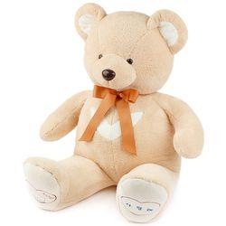 영아트 뉴 반달곰 인형-베이지(대 100cm)