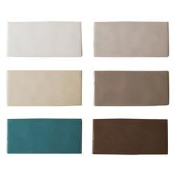 S 직사각 타일 69-145 1헤베-100pcs (6color)