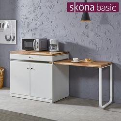 라티오 홈바 식탁세트1(수납형)
