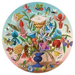 직소퍼즐 이부 꽃들과 곤충들 500피스