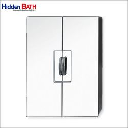 히든바스 600알루미늄 욕실장 HD-600B