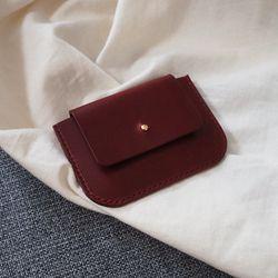 Rma card wallet  Burgundy