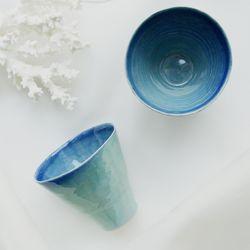 바다 물컵