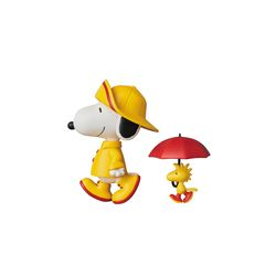 Raincoat Snoopy & Woodstock (PEANUTS Series 7)