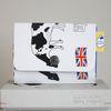[한정판매/ NO SALE] 밀키파우치(Milky Pouch) Card & Coin Case [UK302b]