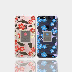 아이폰5se 투명케이스 GPJ-Victoria