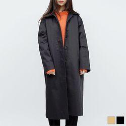 1019 베이직 나그랑 코트 (2colors)