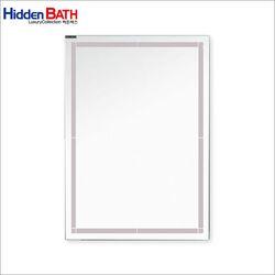 히든바스 욕실거울 SR-871블랙600X800