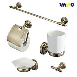 바노테크 욕실 악세서리5품세트 VA-500BR
