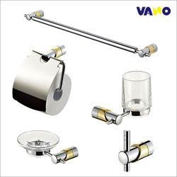 바노테크 욕실 악세서리5품세트 VA-2000CG