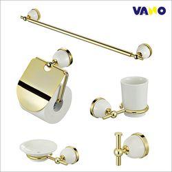 바노테크 욕실 악세서리5품세트 VA-7500WG