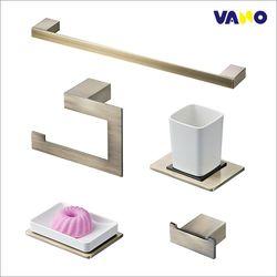 바노테크 욕실 악세서리5품세트 VA-8700BR