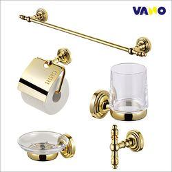 바노테크 욕실 악세서리5품세트 VA-500AG