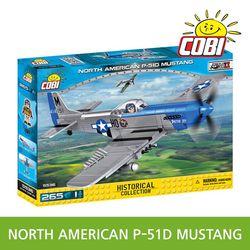스몰아미 NORTH AMERICAN P-51D 5536