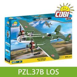 스몰아미 PZL P-37B LOS 5532