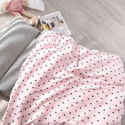 벨라이프 로맨틱빔 일체형 낮잠이불 세트
