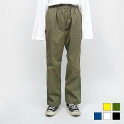 3066 코튼 트윌 팬츠 (5colors)
