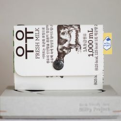 밀키파우치(Milky Pouch) Card & Coin Case [KP1326]