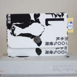 [밀키 원형파우치 증정(랜덤)] 밀키파우치(Milky Pouch) Card & Coin Case [JP0416c]