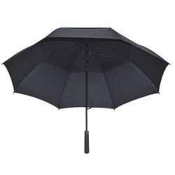 75 방풍무지 검정 우산 장우산 CH1379255
