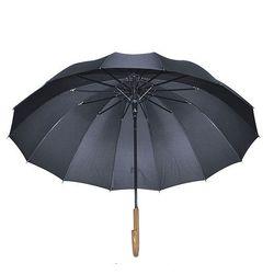 55 무지검정곡자 우산 장우산 골프우산 CH1379242