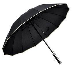 60 미색바이어스 우산 장우산 골프우산 CH1379232