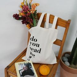 Lead me eco bag