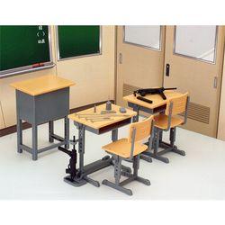 [리틀 아머리 011] D.D.A SCHOOL DESK & M3A1