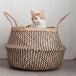 고양이도넛 제넷바구니 스크래쳐