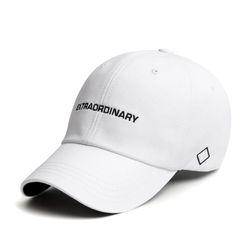 18 EX W CAP WHITE