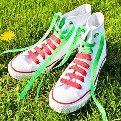 [썩유케이] 신발끈 운동화끈 딸기