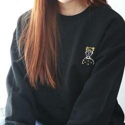 양갈래 소녀 맨투맨 (LSB1803MM002)