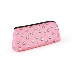 (필통) 달파리패턴 Pink